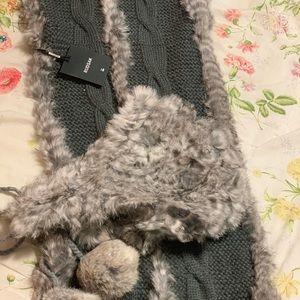 Scarf rudsak grey